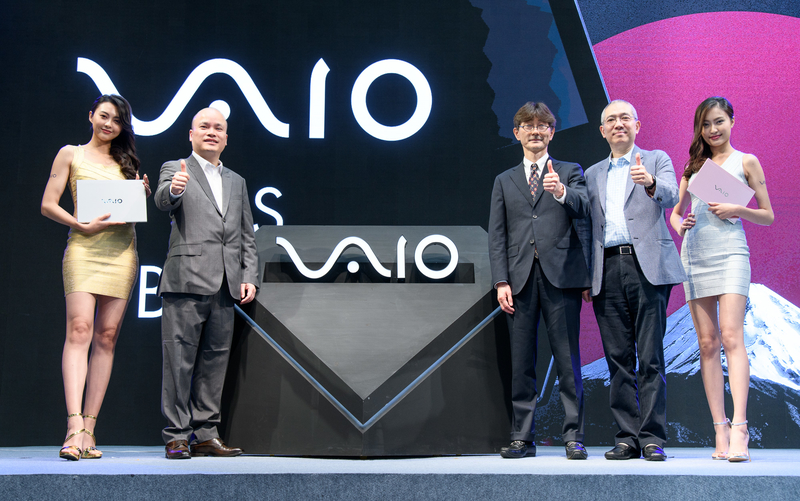 VAIO returns to Asian markets in partnership with Nexstgo The brand marks its return at Computex with its premier line VAIO® S series laptops